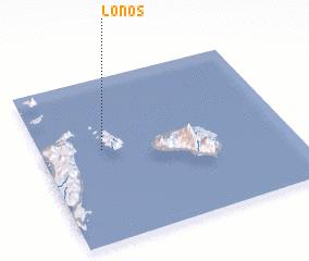 3d view of Lonos