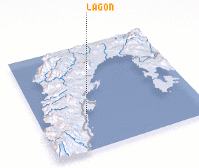 3d view of Lagon