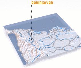 3d view of Paningayan