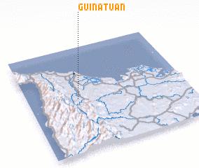 3d view of Guinatu-an