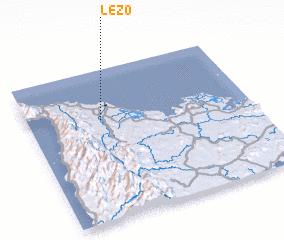 3d view of Lezo