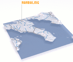 3d view of Mambaling