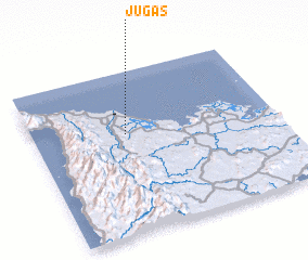 3d view of Jugas