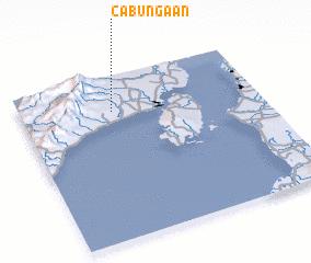 3d view of Cabuñga-an