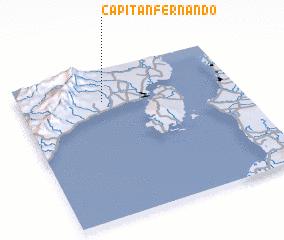 3d view of Capitan Fernando