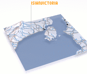 3d view of Isian Victoria