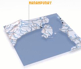 3d view of Manampunay