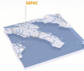 3d view of Gapas