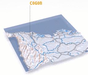 3d view of Cogon