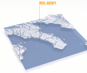 3d view of Mulanay