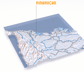 3d view of Pinamuc-an