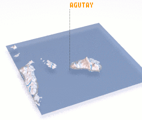 3d view of Agutay