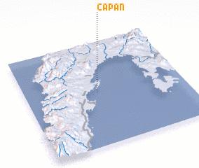 3d view of Capan