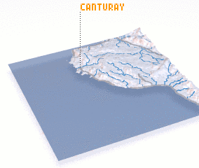 3d view of Canturay