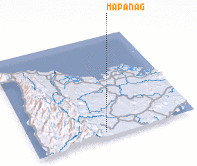 3d view of Mapanag