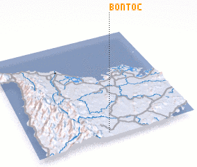 3d view of Bontoc