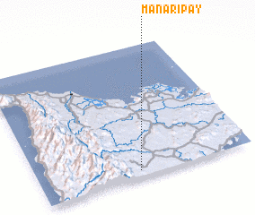 3d view of Manaripay