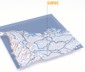 3d view of Supoc
