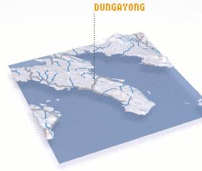 3d view of Dungayong