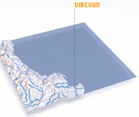 3d view of Dibcuan