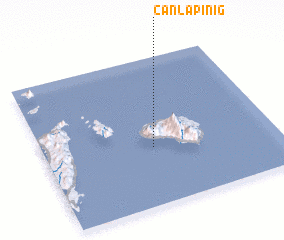 3d view of Canlapinig