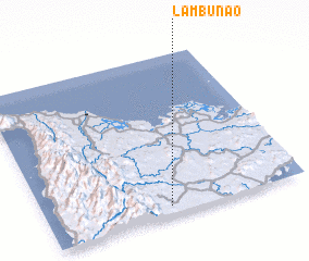 3d view of Lambunao
