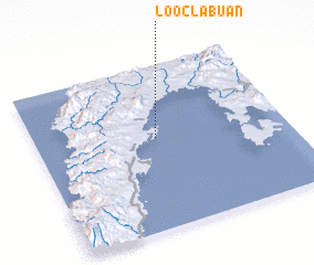 3d view of Looc Labuan