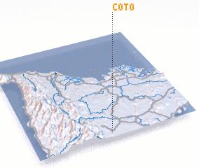 3d view of Cotó