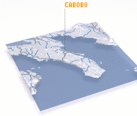 3d view of Cabobo