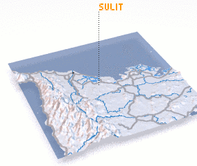 3d view of Sulit