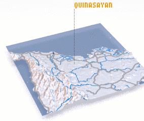 3d view of Quinasay-an