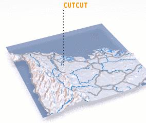 3d view of Cutcut