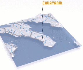 3d view of Cauayanin