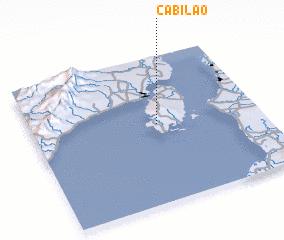 3d view of Cabilao