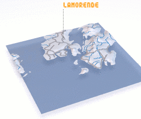 3d view of Lamorende