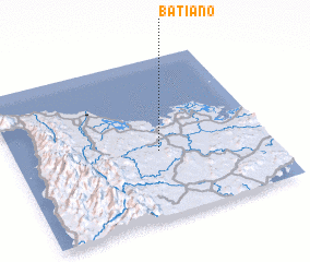 3d view of Batiano