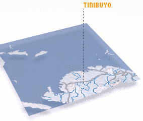 3d view of Tinibuyo
