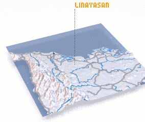 3d view of Linayasan