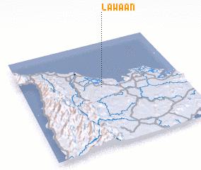 3d view of Lawa-an