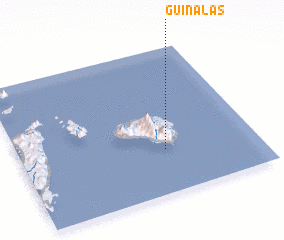 3d view of Guinalas