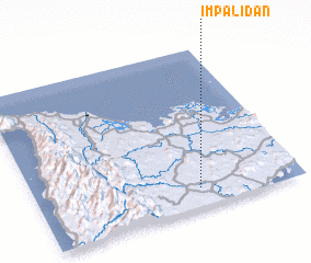 3d view of Impalidan