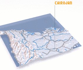 3d view of Cairojan