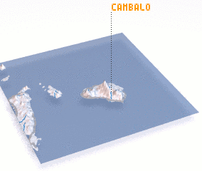 3d view of Cambalo
