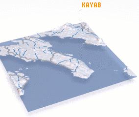 3d view of Kayab