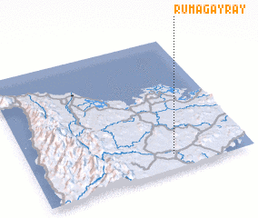 3d view of Rumagayray