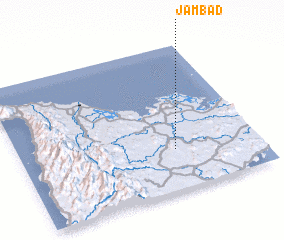 3d view of Jambad