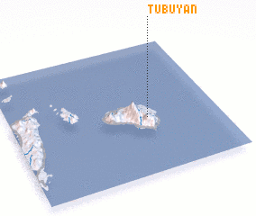 3d view of Tubuyan