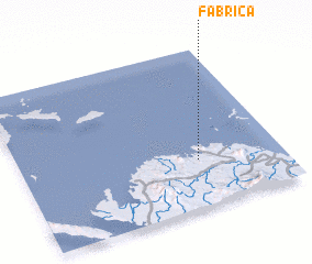 3d view of Fabrica