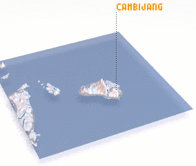 3d view of Cambijang