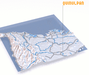 3d view of Quinulpan